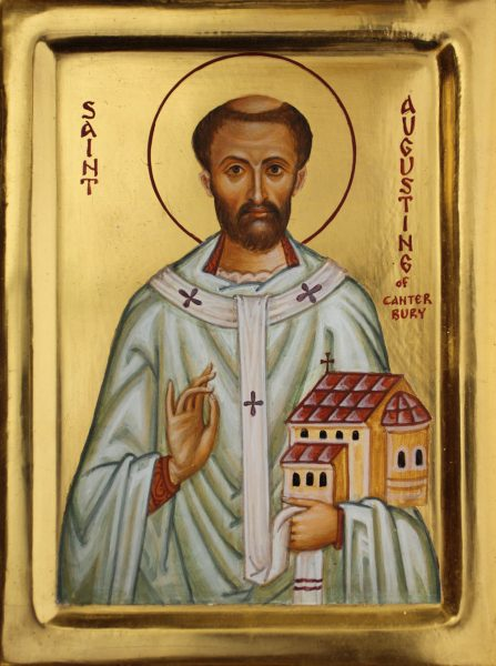 St Augustine of Canterbury