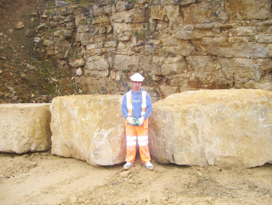 Great Ponton quarry