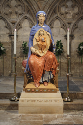 Blessed Virgin Mary of Lincoln 07