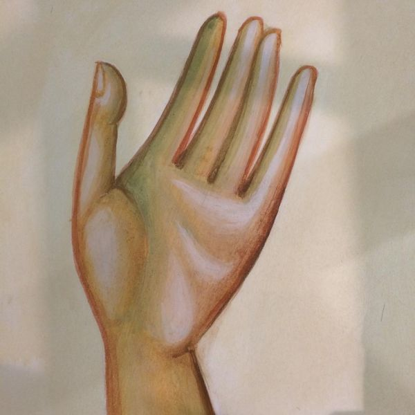 Hand of Peter