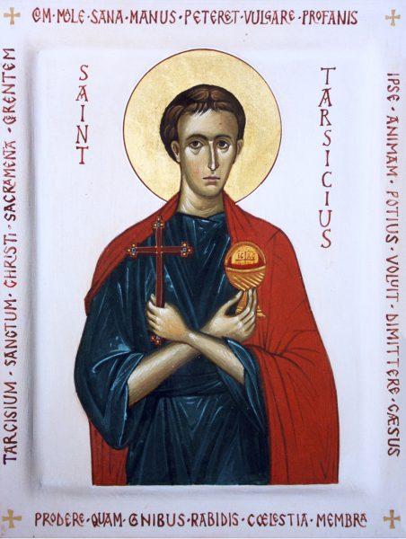 St Tarcisius