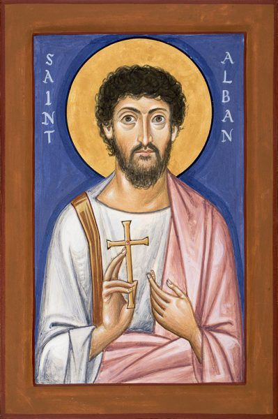 St Alban Protomartyr of Britain