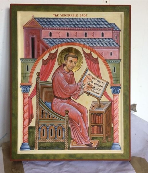 The Venerable Bede, for Beda Pontifical College, Rome