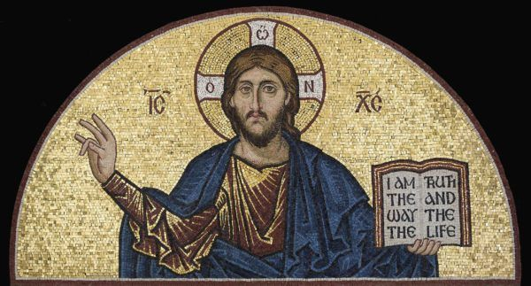Christ Pantocrator, St George's Orthodox Church, Houston, Texas