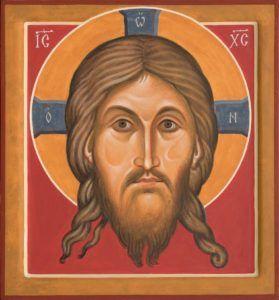 Christ Mandilion