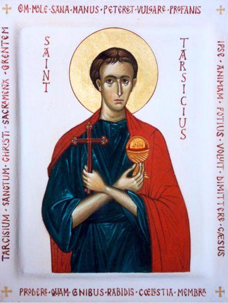St Tarsicius