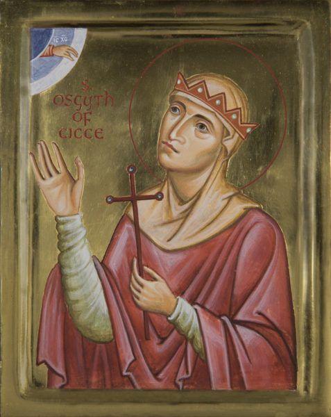 St Osgyth of Chich