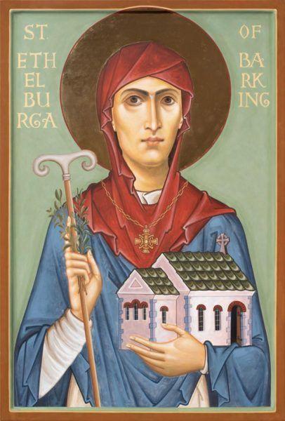 St. Ethelburga of Barking