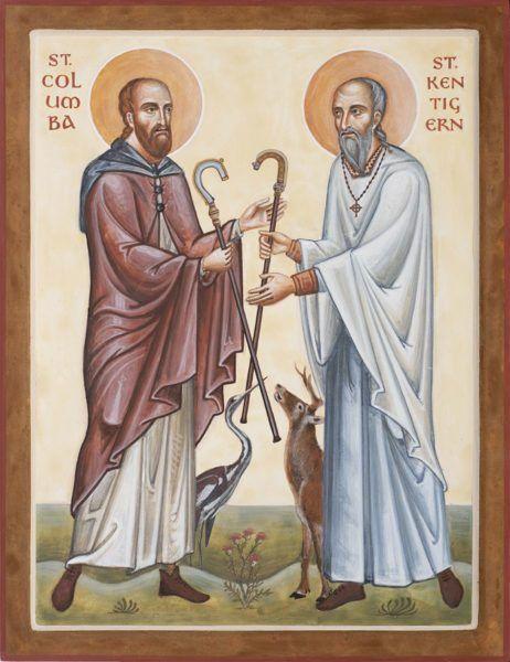 St Columba and St Kentigern Mungo