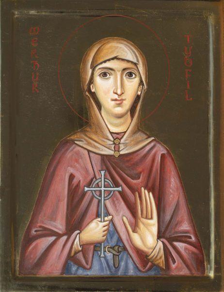 St Merthyr Tydfil