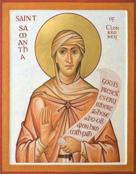 St Samantha of Clonbroney