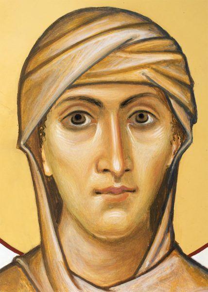 St Samantha of Clonbroney detail