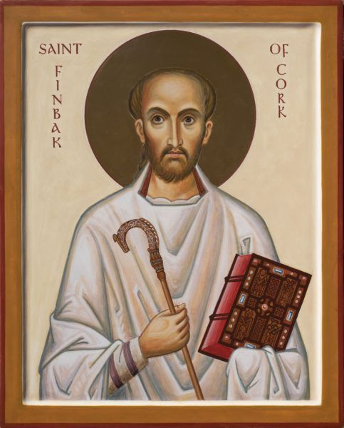 St Finbar of Cork