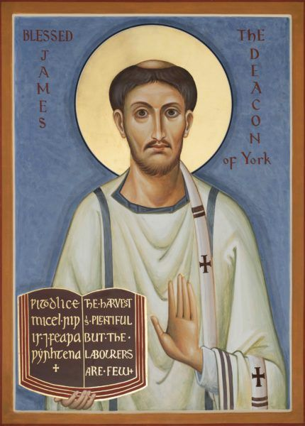 Blessed James the Deacon